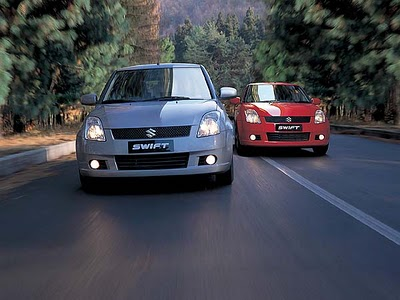 Maruti Swift VDI and VXI Two in one pic