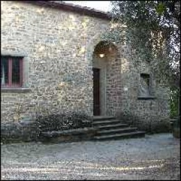 Leonarda's birthplace Anchiano