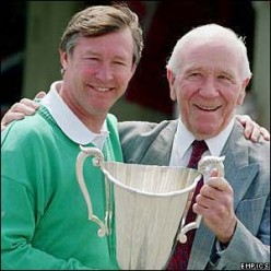 Sir Alex and Sir Matt