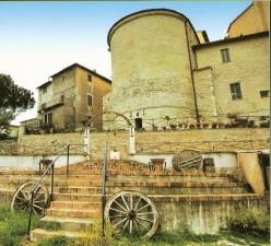Umbrian hilltown architecture