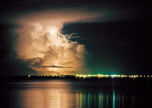 Darwin has the most spectacular thunderstorms of any city in the world