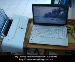 Toshiba Satellite L505-S6946
