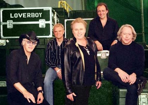 Loverboy in 2007