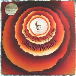 Stevie Wonder. Songs in the Key of Life!