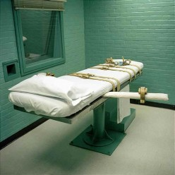 Death Penalty .  A few reasons it is popular in the United States.
