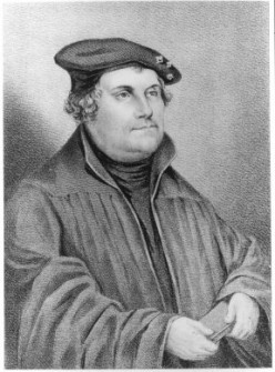 The Reformer Martin Luther