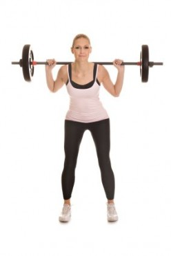 Weight Training for Women - Great Results With Quick, Easy, Simple Workouts For Added Strength And Weight Loss.