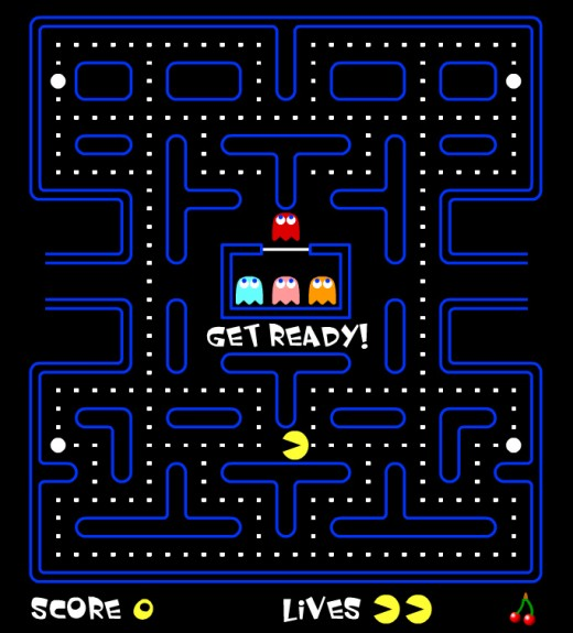 Play Pac-Man free online games!