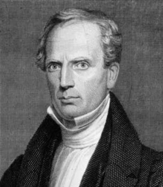 Rev. Charles Finney 1792 - 1875