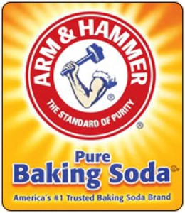 Baking soda and Lemon - a great science experiment for Kids