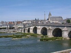 Blois from the river