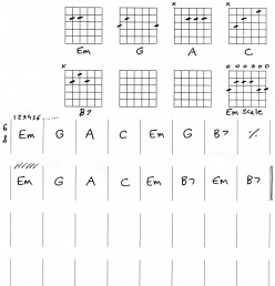 Guitar - Easy Lesson