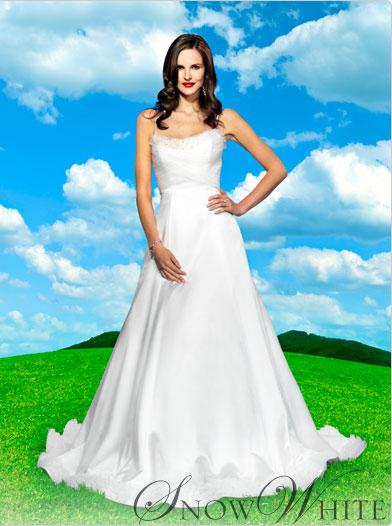 Disney Snow White Wedding Dress