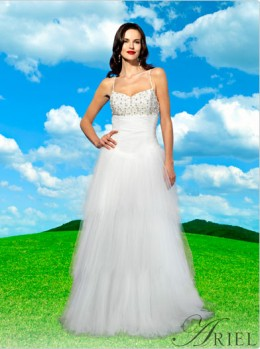 Disney Ariel Wedding Dress