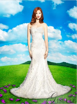 Disney Giselle Wedding Dress
