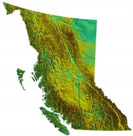 British Columbia  photo from Wikipedia.org