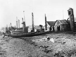 Old Massett photo from civilization.ca