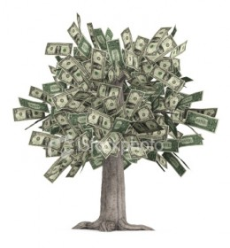 Money Tree - This is what Bukisa could be doing for you!