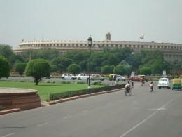 Indian Parliament - Powerhouse