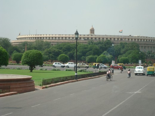 Indian Parliament - Powerhouse