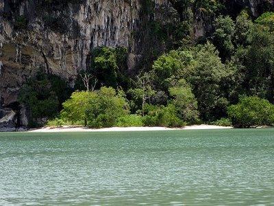 Untouched beach, Pulau Tuba