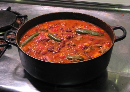 Chili Con Carne is one of the best chili dishes that you will ever eat. Have you ever made or tried Chili Con Carne?