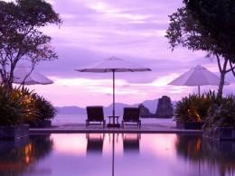 Sunset, Tanjung Rhu
