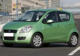 Maruti Ritz - Green color