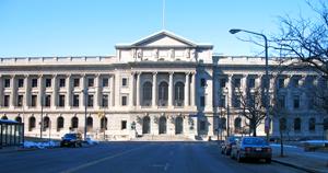 Cuyahoga County Courthouse, Cleveland, Ohio