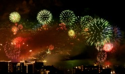 New Year's Eve Fireworks in Funchal, Madeira: One of the Top Holiday Destinations in the World