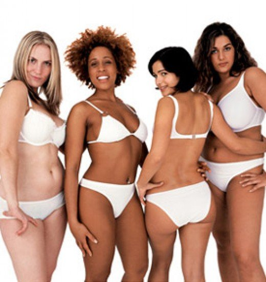 Dove, Campaign for Real Beauty. Folks at Dove got it right, in my opinion. Real women are really beautiful!