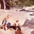 Wilderness Camping in Maine, Fun along the Kangamangus Highway