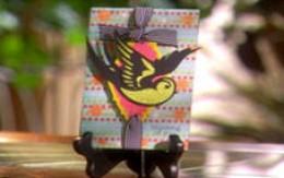 Custom Cards with Cricut