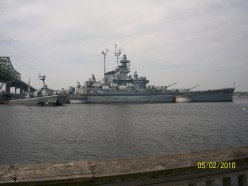 Take A Tour Of The Battleship Massachusetts At Battleship Cove In Fall River Massachusetts