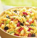 Cold pasta salad recipe for kids