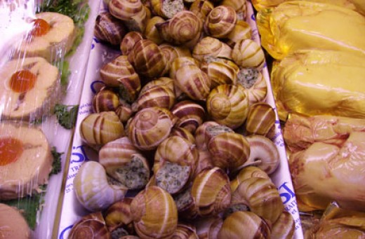 Les Halles de Lyon Paul Bocuse food market, Lyon France