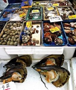 Tsukiji Fish Market, Tokyo Japan