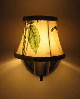 Decorate your home with Sconce Lighting.