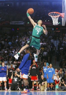 With proper training improving your vertical jump is not a problem