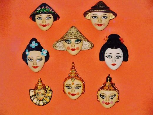 oriental motiffs