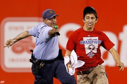 Philly Fan Tasered - C'mon, what the hell?!?