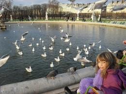 Little Princess in Paris