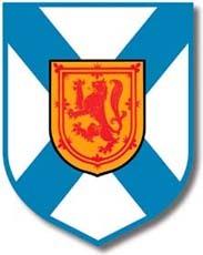 Nova Scotia shield - image from homeschooling.about.com