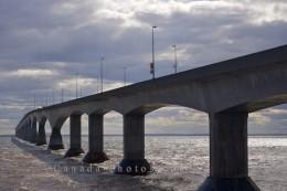 Confederation Bridge - image from canada-photos.com
