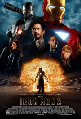Bigger and better, Iron Man 2 is cinched to give moviegoers thrill and excitement.