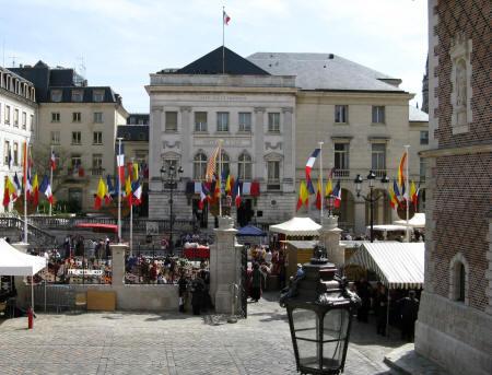 Htel de Ville ( City Hall - Town Hall)