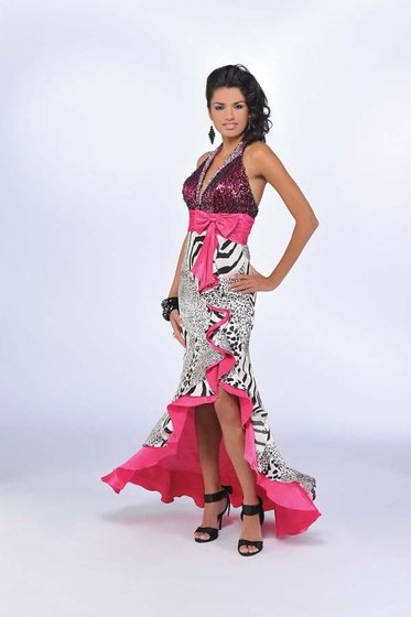 Prom Dress: Bonny Mystic Prom Dress Style:3003
