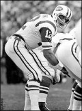Joe Namath led the Jets to a 16-7 upset win over the Colts in Super Bowl III. photo espn.com