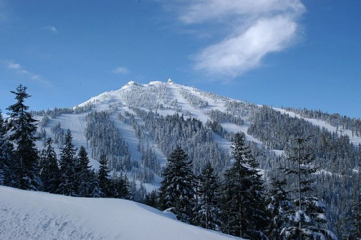 Mt. Ashland - Southern Oregon