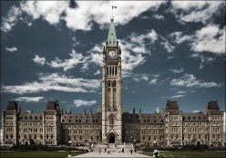 Parliament Buildings in Ottawa photo from wikispaces.com